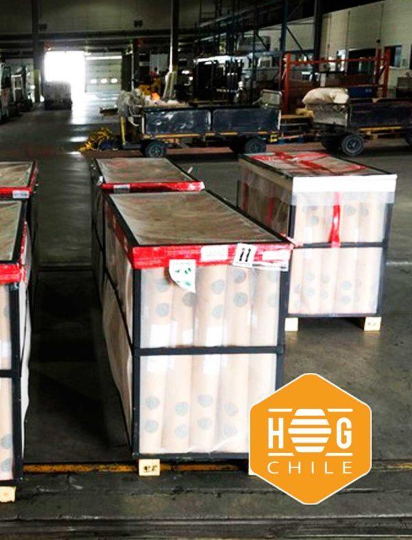 bee package export tubes